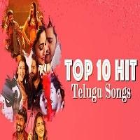 Top 10 Telugu title poster