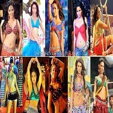 Telugu Item Songs Poster