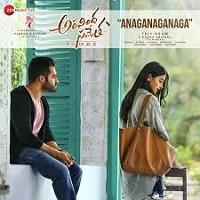 Anaganaganaga naa songs Download