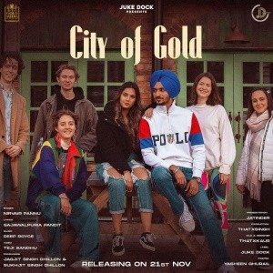 City Of Gold song download