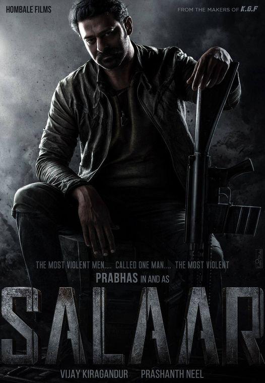Salaar songs download