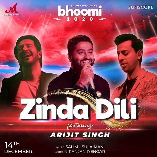Zinda Dili song download
